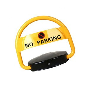 APP remote control car parking lock smart parking blockers