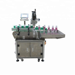 Auto Lotion Shampoo Sauce Lube Oil Detergent Butter Ointment Conditioner Cosmetic Plastic Glass Bottle Screw Capping Machine