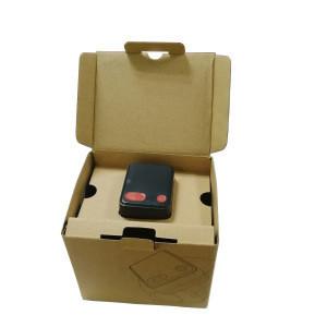 Auto power on/off alarm GPS Ankle Bracelet Tracker