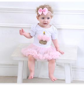 Baby Dress Romper Clothes Jumpsuit Bodysuit Tutu Dress