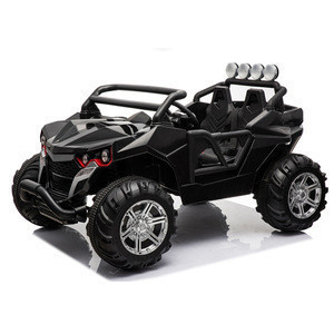 Big remote control kids electric ride on car 12v10ah new model for kids to drive