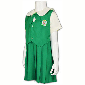 BSCI Japanese Girl Embroidery School Uniform