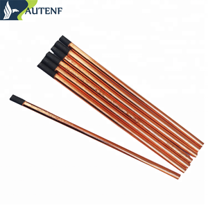 Copper Coated cheap electrode carbon rod blank