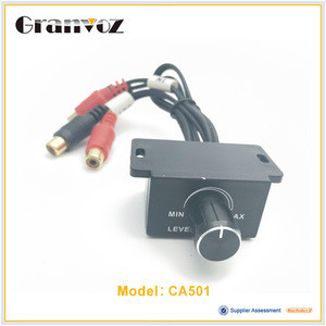 CR501 Universal Car Amplifier Gain Level Volume Control