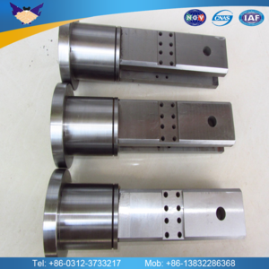 Customized hot sale high quality cnc universal milling machine thread part