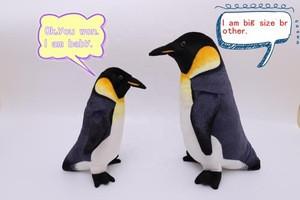 Cute Plush Stuffed Animal Penguin Baby Toy