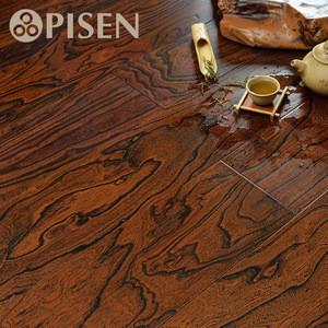 ECO Forest Waterproof mirror 12mm HDF laminate engineered wood flooring Pisen