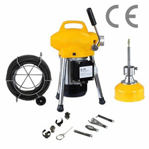 Electric Pipe Drain Cleaning Machine/Household Pipe Drain Cleaner