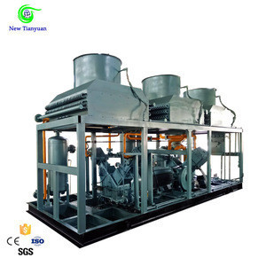 Equipped Three Air Coolings Piston Coal Oven Gas Compressor/Booster For Gas Collection With Low Delivery Pressure