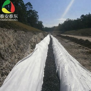 Good Performance Ce Certification Agriculture Nonwoven Geotextile