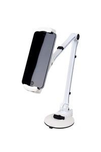 Hapurs 2015 hot gadgets gooseneck tablet pc holder stand ,Adjustable Stand Holder Mount with Gooseneck Extension Arm for iPads