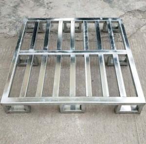 Heavy duty Q235 china suppliers warehouse powder coating metal storage rack plate mezzanine floor pallet