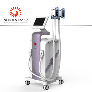 High-end cooling fat slimming machine body and facial fat freezing equipment
