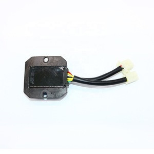 High Quality Motorcycle Voltage Regulator Rectifier For CH150 7 Lines