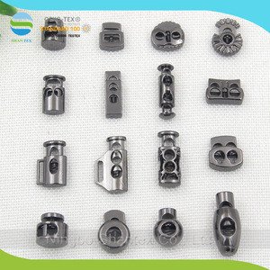 High quality multi-standards metal stopper for garment accessories