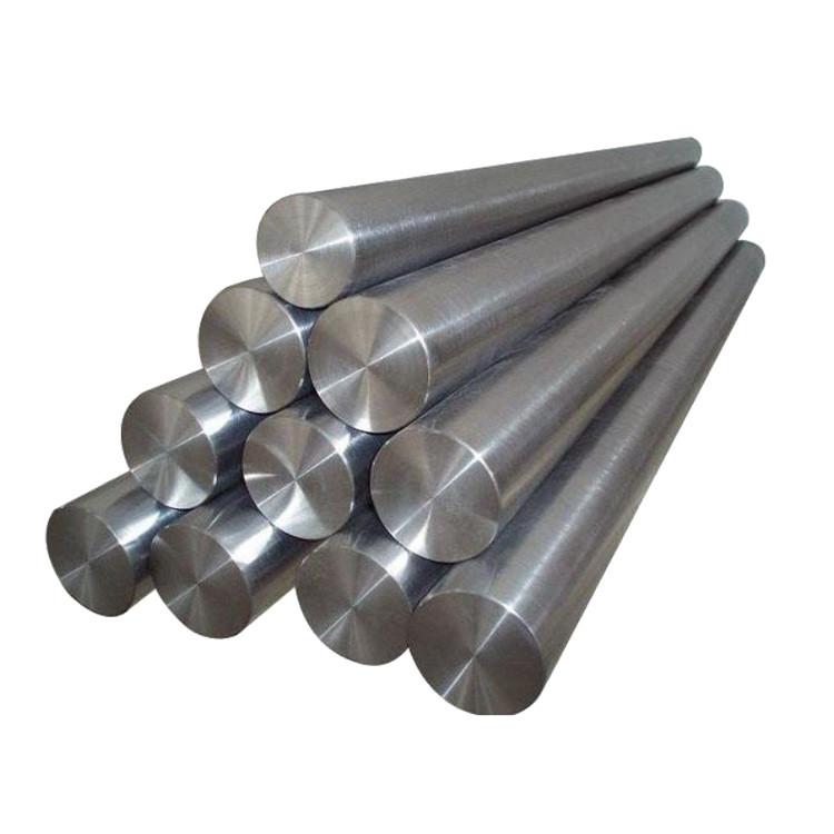 High Standard Round Pure Titanium Bars Industrial Titanium Alloy Titanium Bars