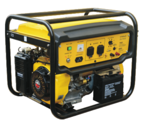 Home back up electricity generator BCCY7500 7W