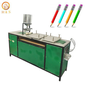 Hot selling waste paper pencil machine/paper pencil making machine/newspaper pencil production machine