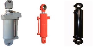 Long Stroke Hydraulic Cylinder/Ram