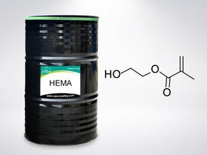 Manufacturer Supplier 2-hydroxyethyl methacrylate hema industrial Chemicals HEMA