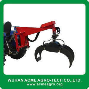 New arrival forestry tractor log grapple with factory price