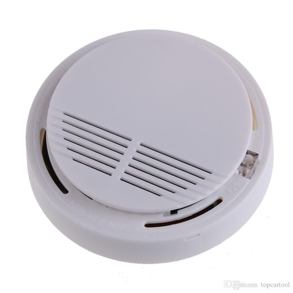 Optical Photoelectric Smoke Alarm Fire Detector