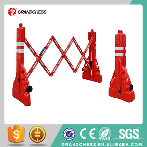 Plastic Portable Expandable Traffic Fence Barrier