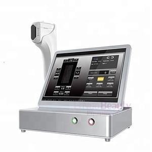 Portable 20000 shots 11 lines hifu 3d face lift machine/facelift 2D hifu beauty equipment