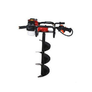 Portable Hand Ground Drill China Garden Earth Auger Machine