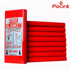 Provide all kinds Fire Blanket,Customized fire blanket,100% fiberglass fire blanket