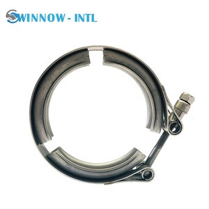 Strong quality European type single bolt smart clamp