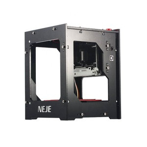 Super Mini Size Home DIY Neje dk 8 kz 1000mw Laser Engraver Printer