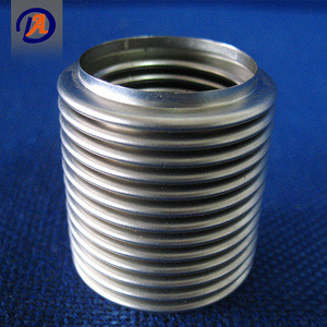 Trade Assurance stainless steel bellows bellow tool used for vacuum interrupter