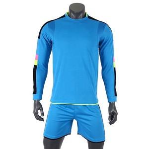 Wholesale sportswear soccer guard jersey goalkeeper uniform