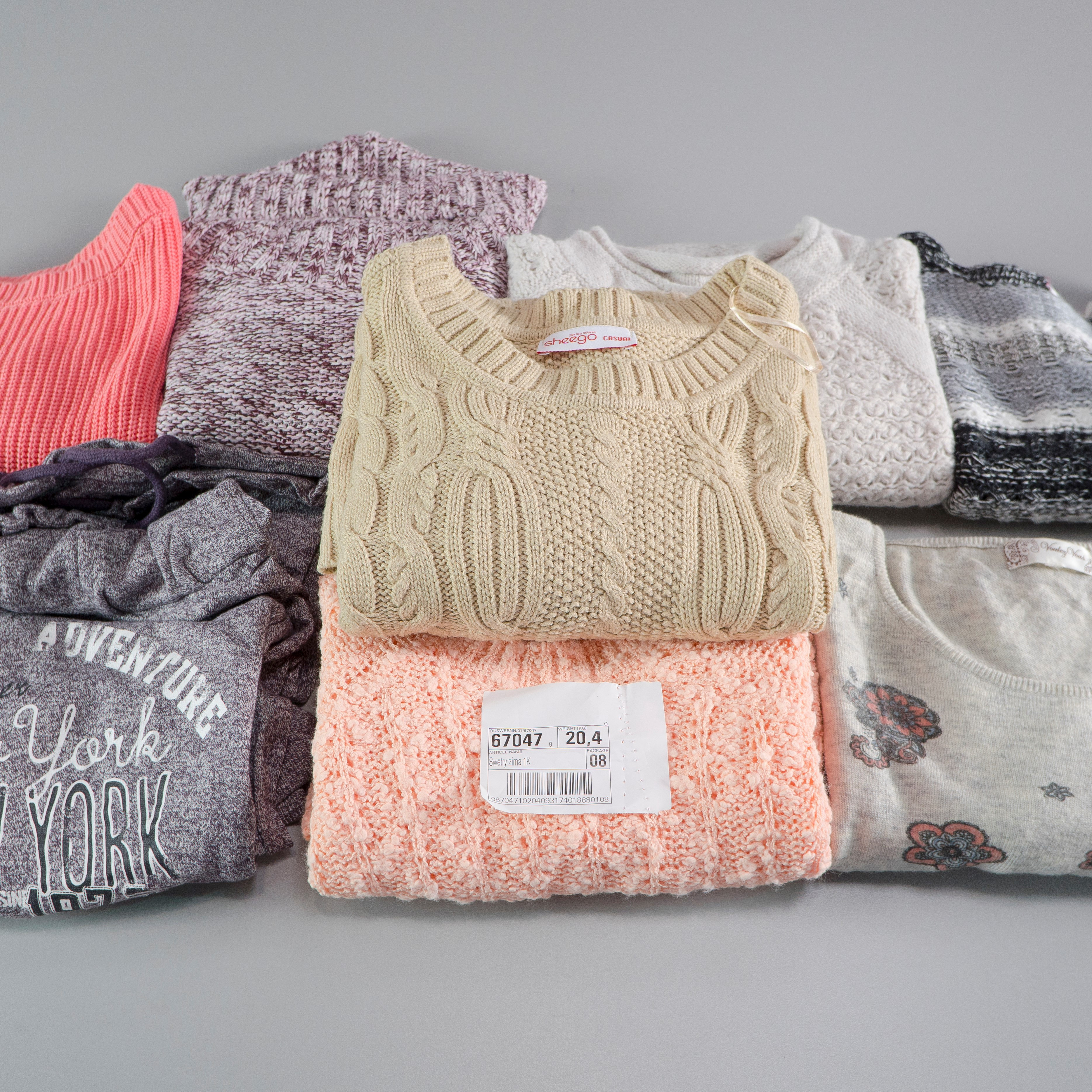 Winter sweaters | Second hand clothes used clothing and used clothes in bales