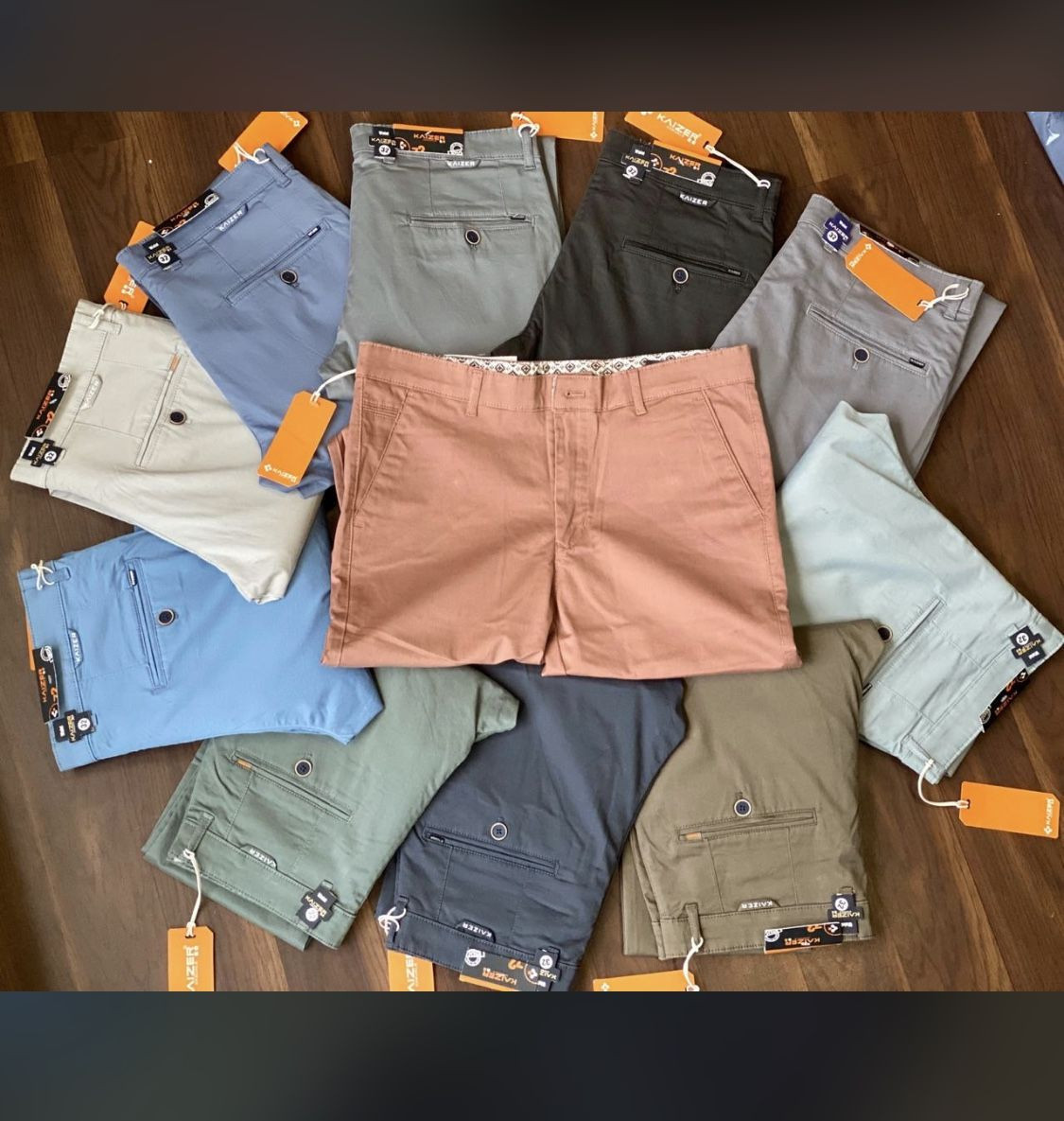 MENS COTTON PANTS AND TROUSERS