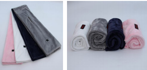 Battery Heated Scarf