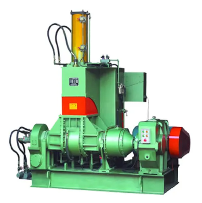 Rubber Banbury Dispersion Kneader Mixing Machine