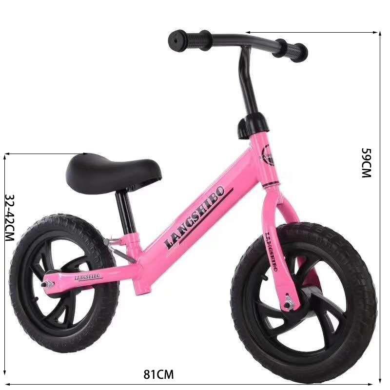 No Pedal Kids Running Bike En71 Certificated Kids Balance Bike