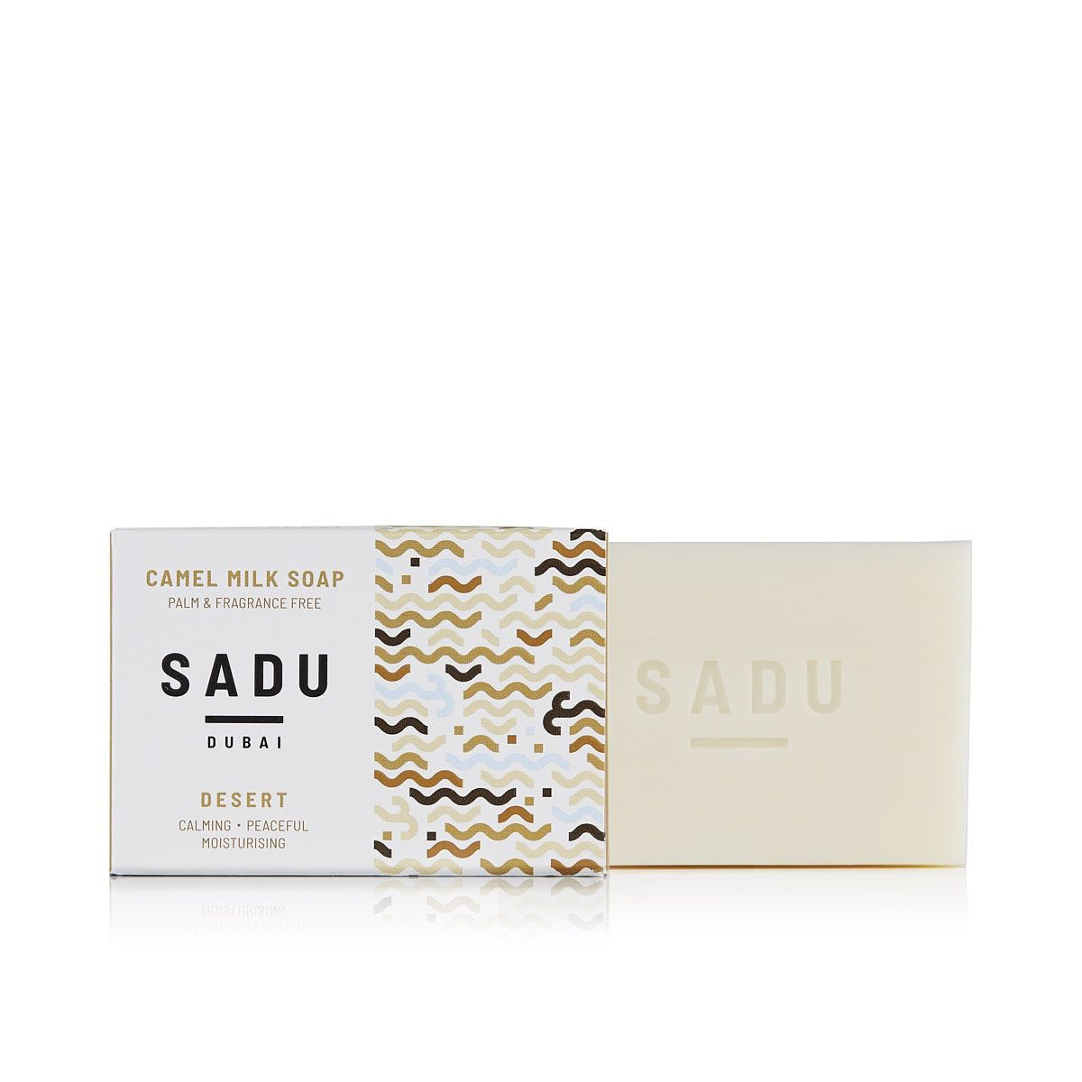 Camel milk soap Unscented - SADU collection
