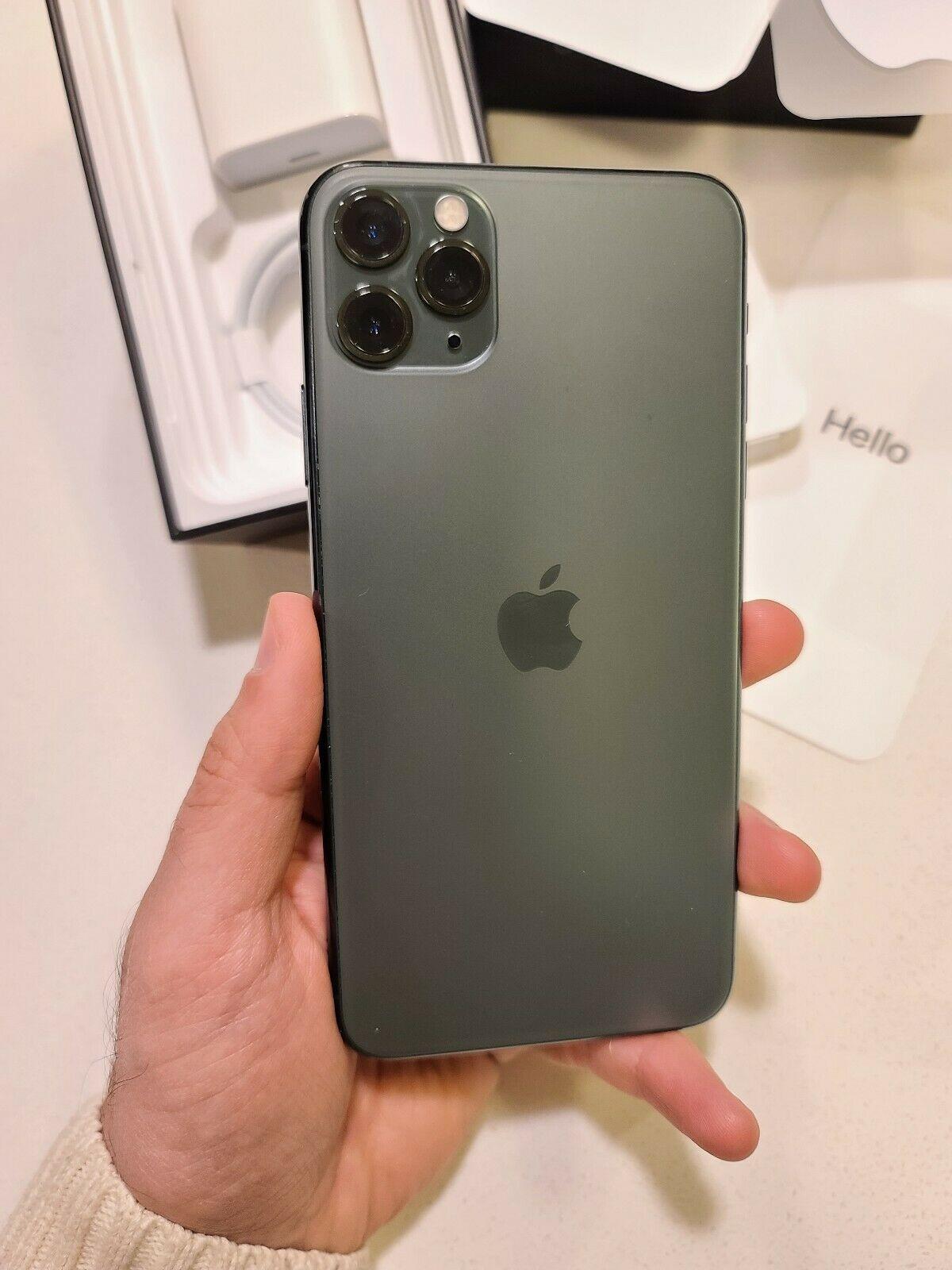 BRAND NEW ORIGINAL LATEST---Apple---IPHONE--11---Pro--MAX--XS---MAX--XR--256GB--512GB
