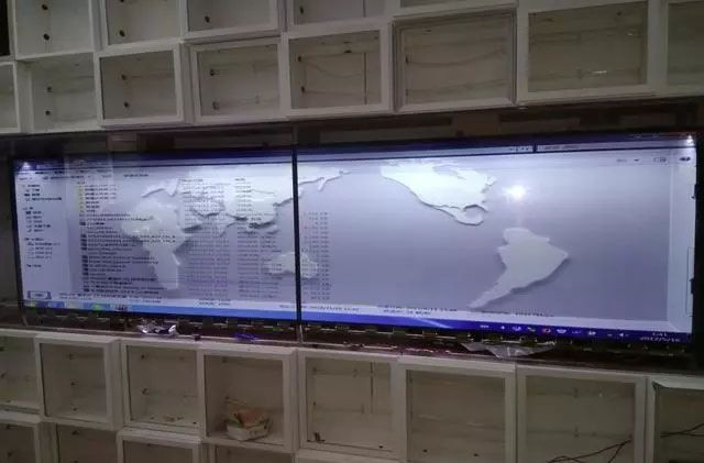 Transparent Display LCD Transparent Screen  LCD Transparent Screen For Sale  Restaurant Transparent Display Supplier