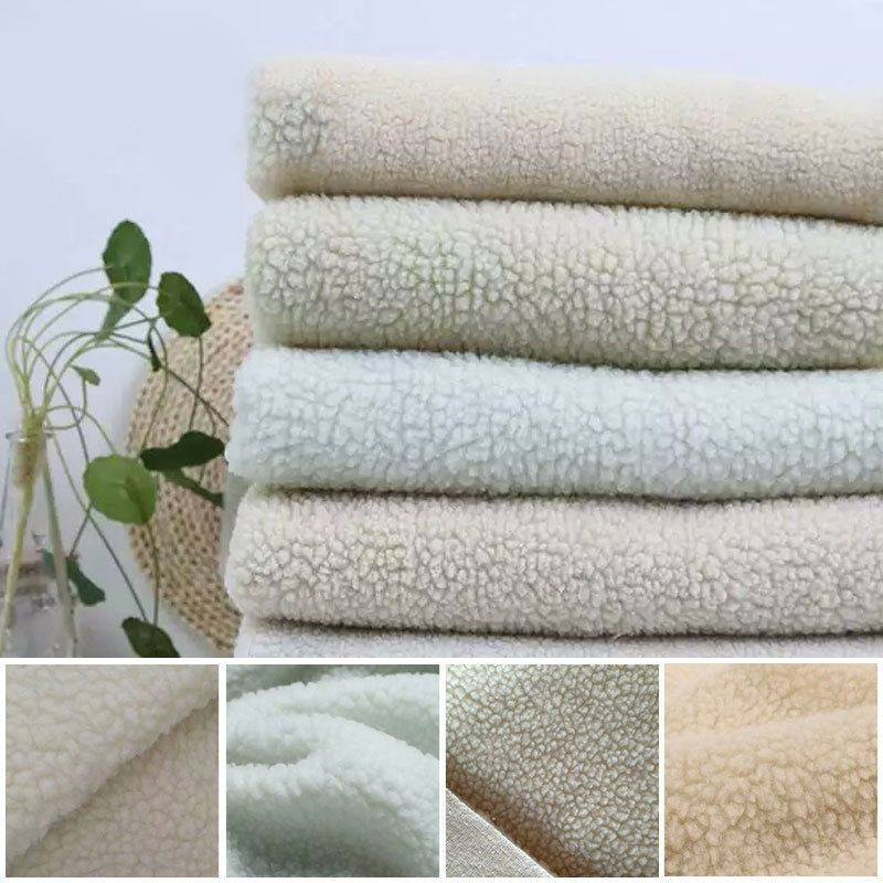 Sherpa fabric for cloth and quilt
