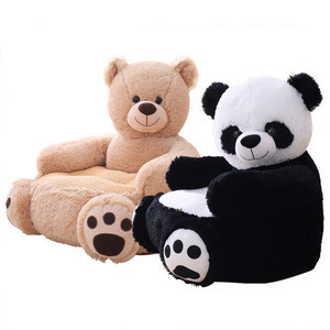50cm Teddy Bear Sofa Plush Teddy Bear Sofa Chair Mini Kids Sofa Design