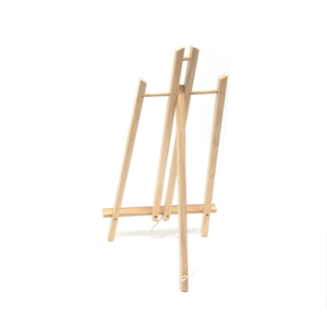 Amazon hot 50cm Wooden Sketch Easel Artist Painter Oil Paintings Tripod Tabletop Holder Stand,Mini Wood Frame Painting Easels