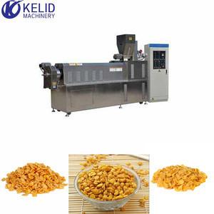 Automatic Corn Flakes Production Line