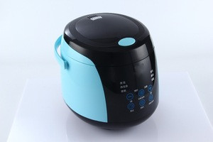 Best Mini digital rice cooker 2.5L with steamer and CB