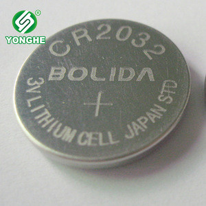 BOLIDA CR2032 button cell