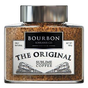 BOURBON Select-a-Vantage Kenya Coffee, freeze dried instant coffee