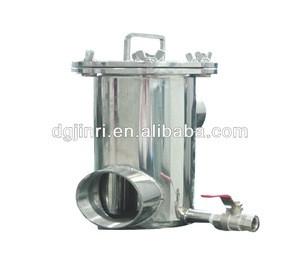 Ceramic tableware material magnetic separator iron separator